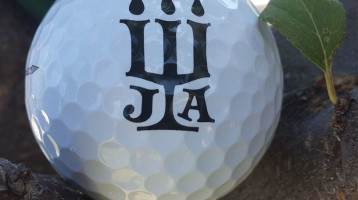 James Avery Golf Ball