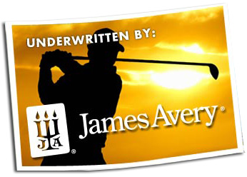 Tournament underwritten by James Avery